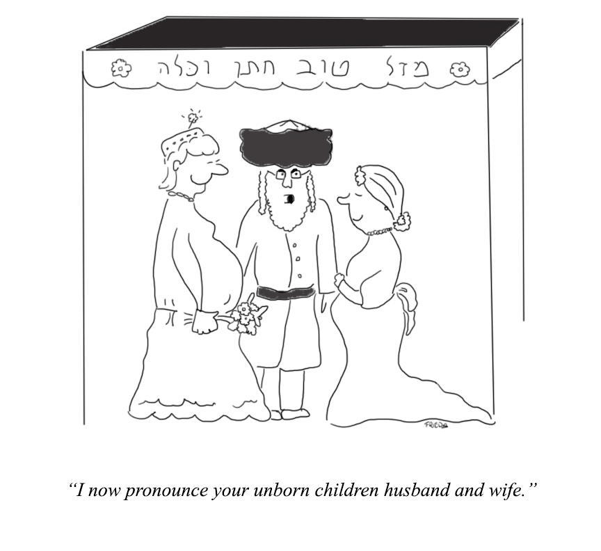 on marrying young